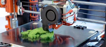 L'imprimante 3D